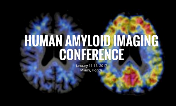 AMYPAD poster presentation in Florida