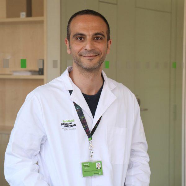 Juan Domingo Gispert<br />(Barcelonaβeta Brain Research Center)