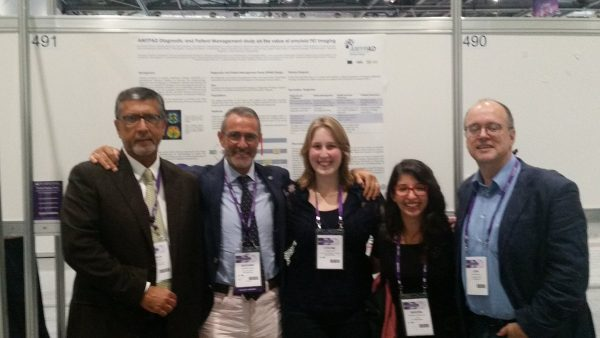 AMYPAD features prominently at AAIC Conference in London