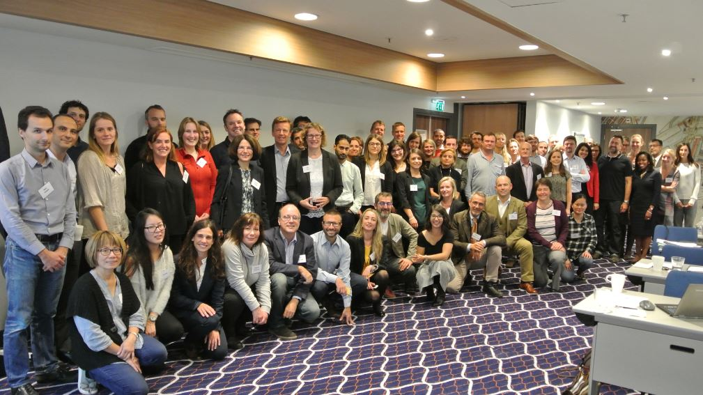 AMYPAD project holds its GA meeting in Amsterdam