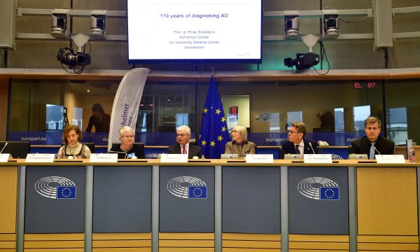 IMI presentation to the European Parliament