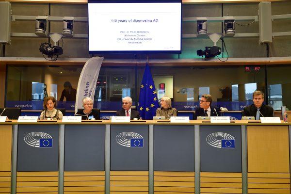 IMI presentation to the European Parliament