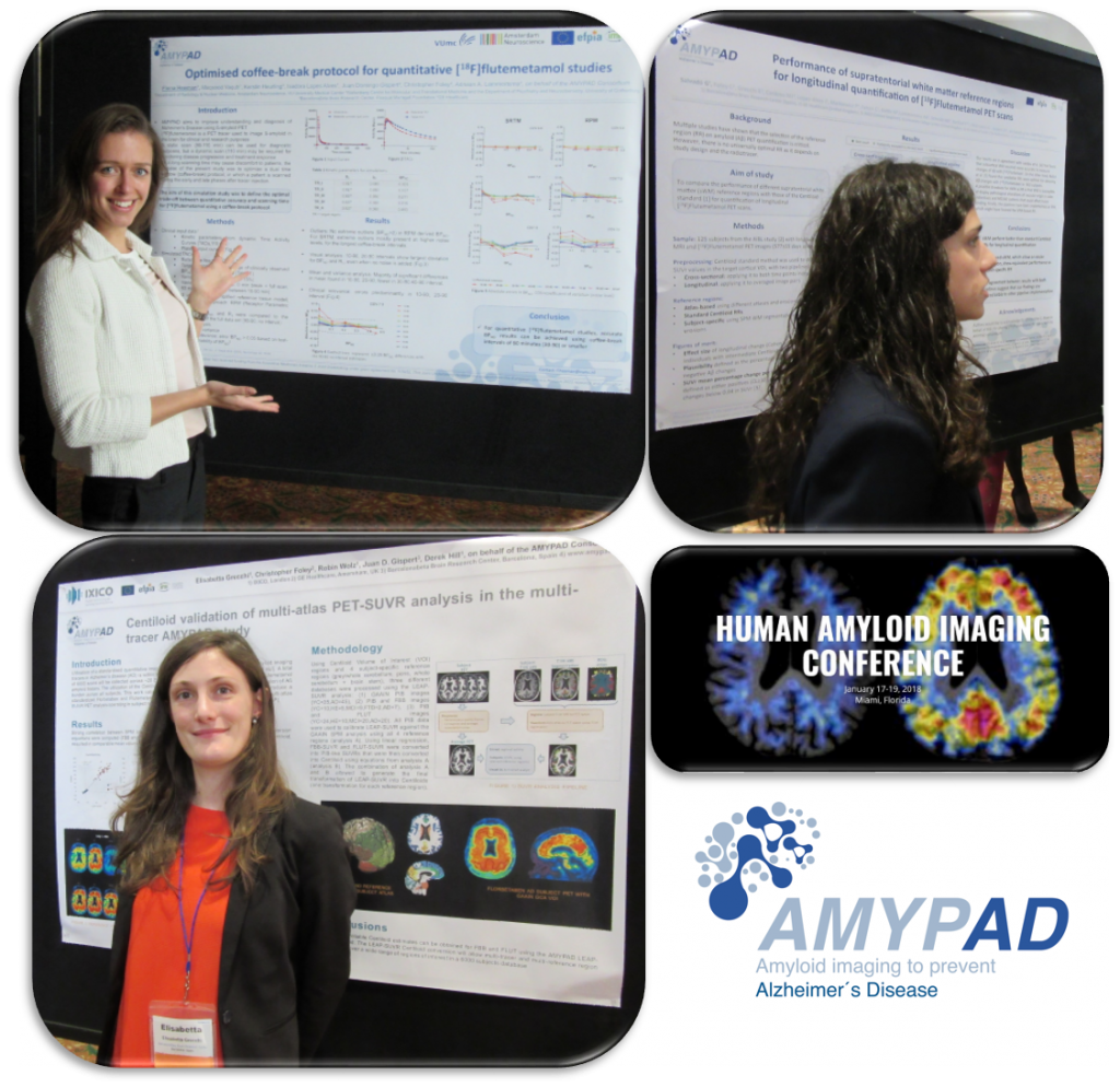 AMYPAD features prominently at HAI Conference in Miami