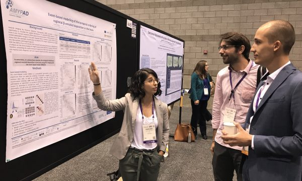 AMYPAD presents at AAIC 2018 in Chicago