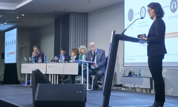 AMYPAD features at AEC in Barcelona