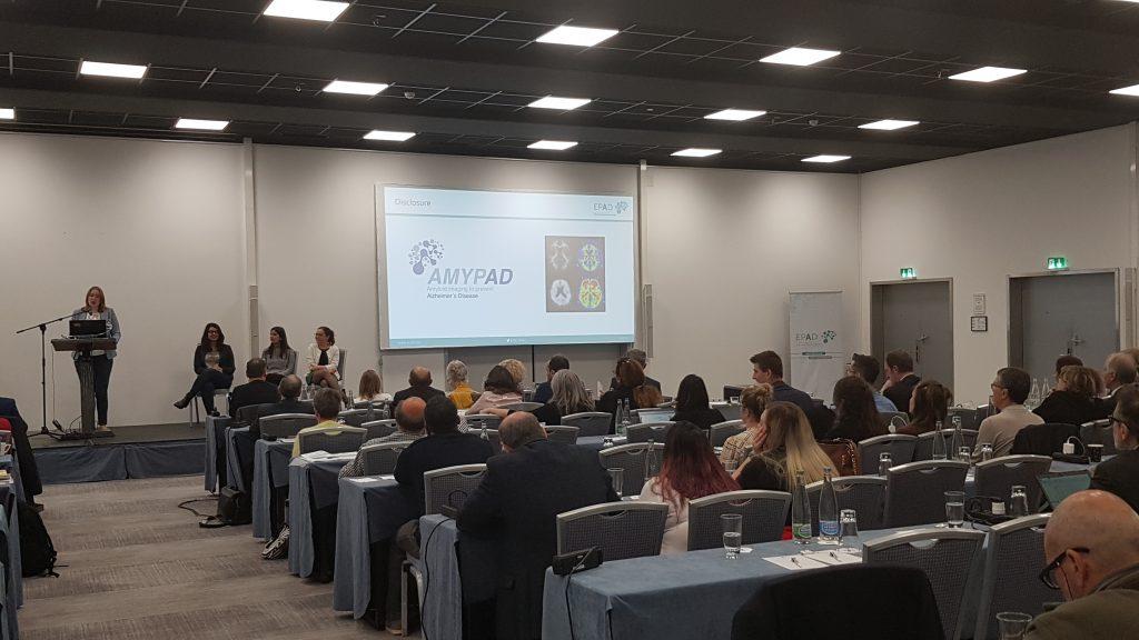 AMYPAD presents at EPAD General Assembly Meeting
