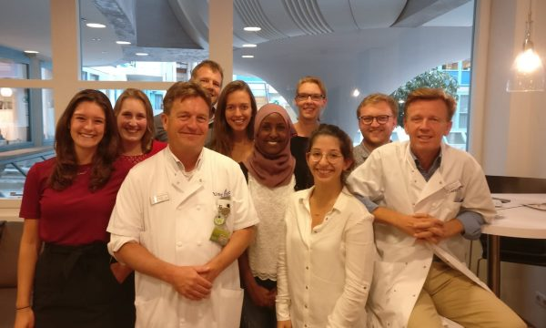 VUmc has included its 100th participant in the DPMS