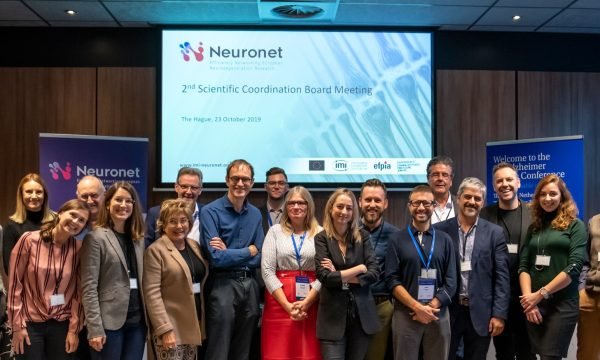 Neuronet Scientific Coordination Board meeting brings together project leaders in The Hague