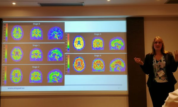 AMYPAD presents at the 32nd annual EANM congress
