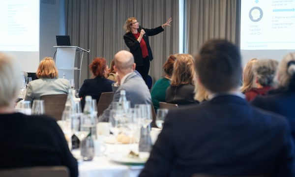 AMYPAD invited to speak at AE Lunch Debate focused on diagnosing dementia