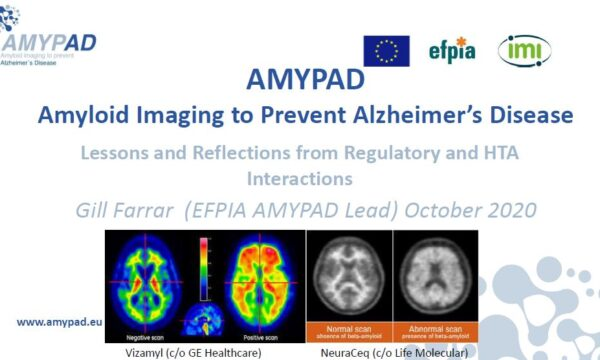 AMYPAD represented at #30AEC